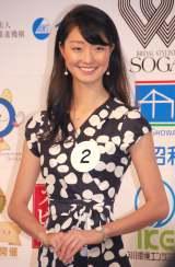 『第48回 ミス日本コンテスト2016』ファイナリスト・飯塚帆南さん (C)ORICON NewS inc.