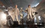 """NUMBERS(ナンバーズ)と産業用ロボットとのコラボレーション""""ロボットダンス""""を披露"""