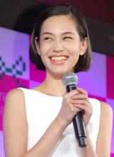 野村周平との交際質問に笑顔を見せた水原希子 (C)ORICON NewS inc.