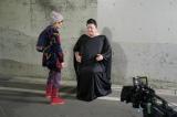 ひょんなことから物語の核心をつくような会話をする重要な役どころを担う(C)NHK