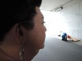 最新鋭の技術を応用して作られたマツコロイドの演技に注目(C)NHK