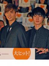 (左から)竜星涼、桜田通 (C)ORICON NewS inc.