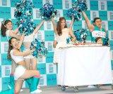 26歳の誕生日を迎えた中村アン=便秘薬『スルーラック デルジェンヌ』新製品CM発表会 (C)ORICON NewS inc.