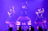 全国ツアー『BABYMETAL WORLD TOUR 2015 in JAPAN−THE FINAL CHAPTER OF TRILOGY−』千秋楽より 写真:Taku Fujii