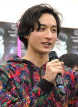 ミュージカル『DNA-SHARAKU』公開稽古に出席した小関裕太 (C)ORICON NewS inc.