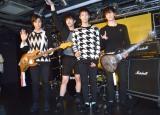 N.Flying(左から)グァンジン、ジェヒョン、スンヒョプ、フン (C)ORICON NewS inc.