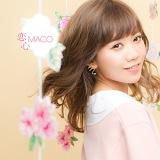 MACOの新曲「恋心」通常盤のジャケット(2016年2月3日発売)