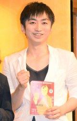 『スクラップ・アンド・ビルド』が芥川賞を受賞した羽田圭介氏 (C)ORICON NewS inc.