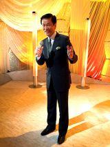 来年1月放送のBS日テレ『歌謡プレミアム』で青春4部作を熱唱した森田健作千葉県知事