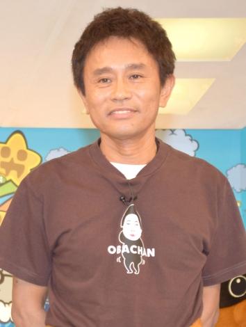 浜田ばみゅばみゅとしてデビューするダウンタウン・浜田雅功 (C)ORICON NewS inc.