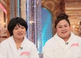 今年大ブレイクしたおかずクラブ(オカリナ・ゆいP)(C)テレビ朝日