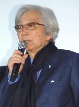 映画『母と暮せば』大ヒット御礼イベントに出席した山田洋次監督 (C)ORICON NewS inc.