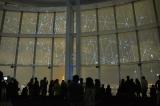 六本木ヒルズ展望台(東京・港区)の「STARRYSKY ILLUMINATION 星空のイルミネーション」(2015年12月25日まで)(C)oricon ME inc.