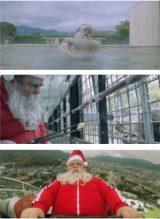 サンタクロースが数々のミッションに挑む動画『MISSION SANTA~富士の麓で5つの挑戦~』