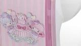イラストレーター・絵子猫氏によるキキ&ララがデザインされたイオン限定発売の『アセチノクワトロインパクト Little Twin Starsデザイン限定セット』(ヤーマン)