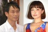 (左から)吉田栄作、平子理沙 (C)ORICON NewS inc.