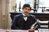 二宮とは2015年1月にフジテレビ系で放送されたドラマ『オリエント急行殺人事件』以来の共演となる佐藤浩市