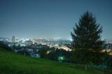 都立桜ヶ丘公園 ゆうひの丘