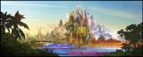 ディズニー・アニメーションの新作『ズートピア』コンセプトアート。日本公開は2016年4月23日に決定(C)2015 Disney Enterprises, Inc.