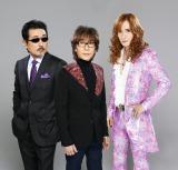 THE ALFEE(左から)桜井 賢、坂崎幸之助、高見沢俊彦