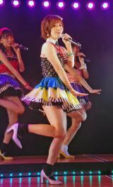 AKB48木崎チームB『ただいま 恋愛中』初日ゲネプロより田名部生来 (C)ORICON NewS inc.