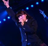 AKB48木崎チームB『ただいま 恋愛中』初日ゲネプロより岩佐美咲 (C)ORICON NewS inc.