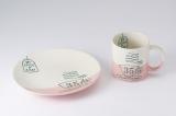「Afternoon Tea」35th限定デザインのプレート/マグカップ