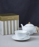 「Afternoon Tea」35th限定デザインのAT パラレルゴールドセット