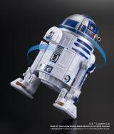 『スター・ウォーズ』の人気キャラクター「R2-D2」のルービックキューブ 4個のパーツを回して遊べる(税抜3580円)
