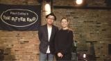 小泉今日子の米ニューヨーク旅に密着。ジャズピアニストとして活動する大江千里と25年ぶりに再会(C)テレビ朝日
