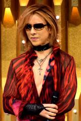 YOSHIKI=紅白歌合戦リハーサルを行ったX JAPAN(C)ORICON NewS inc.