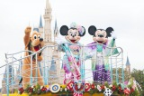 今年もディズニーのお正月イベントが華やかに開催(c)Disney