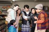 薬師丸ひろ子と小泉今日子が共演するスペシャルドラマ『富士ファミリー』1月2日放送(C)NHK