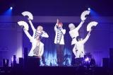 念願の日本武道館公演を行ったアルスマグナ(写真:富取正明・NAITO・藤川直矢)