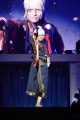 念願の日本武道館公演を行ったアルスマグナの泉奏(写真:富取正明・NAITO・藤川直矢)