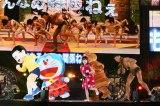 """ドラえもん&のび太が""""ウンタカ!ドラドラ団""""と「そんなの関係ねぇ!」(C)藤子プロ・小学館・テレビ朝日・シンエイ・ADK2016"""