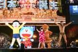 """ドラえもん&のび太が""""ウンタカ!ドラドラ団""""とウンタカダンスを披露!(C)藤子プロ・小学館・テレビ朝日・シンエイ・ADK2016"""