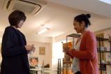 水絵がとった「歯ブラシ」をめぐる行動が、じつにイライラさせられる(C)NHK