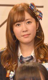 HKT48とNGT48による日本テレビ新番組『HKT48vsNGT48 さしきた合戦』(毎週月曜 深1:29※関東ローカル)に出演する多田愛佳 (C)ORICON NewS inc.