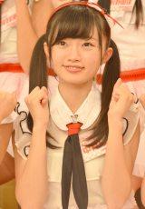 HKT48とNGT48による日本テレビ新番組『HKT48vsNGT48 さしきた合戦』(毎週月曜 深1:29※関東ローカル)に出演する中井りか (C)ORICON NewS inc.