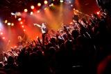 KOKI(田中聖)がフロントマンを務めるINKT、ライブハウスツアー『Re:birth of INKT TOUR2015-2016』ファイナル公演の模様