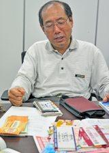 衣服や日用品、食事に趣味まですべて株主優待でまかなう桐谷氏。優待をフル活用するコツとは? (C)oricon ME inc.