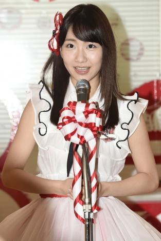 「NGT48劇場」オープニングセレモニーに参加した柏木由紀 (C)AKS
