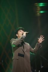 最新アルバム『YELLOW DANCER』を中心に披露 写真:五十嵐一晴
