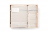 アンテプリマのホームコレクションで展開される『ブリリオタオルギフトセット アンテプリマ オンラインストア限定セット』(5400円)