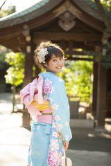 成人式は地元・福岡へ帰省する松元絵里花 『三愛水着楽園イメージガール』での活躍に期待