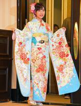 「AKB48グループ成人式記念撮影会」に参加したAKB48の山本亜依 (C)ORICON NewS inc.