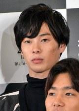 映画『ライチ☆光クラブ』公開収録イベントに登壇した柾木玲弥 (C)ORICON NewS inc.
