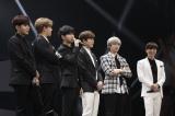 SUPER JUNIOR(左から)リョウク、カンイン、イェソン、キュヒョン、ヒチョル、イトゥク