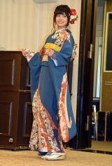 「AKB48グループ成人式記念撮影会」に参加したAKB48の前田亜美 (C)ORICON NewS inc.